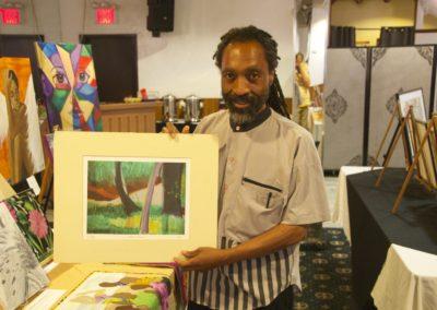 Artist Dr. Huggins 4