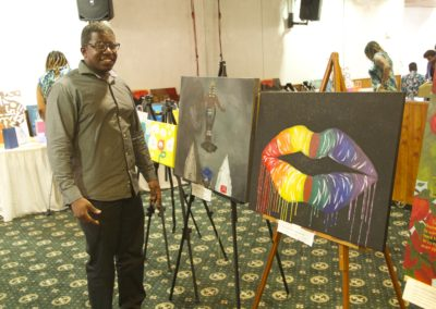 Artist Mr. Henderickson 3