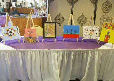art class artwork